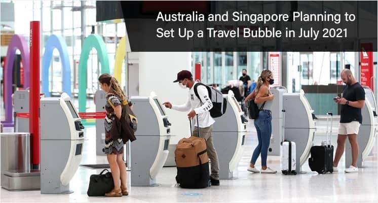 Australia And Singapore