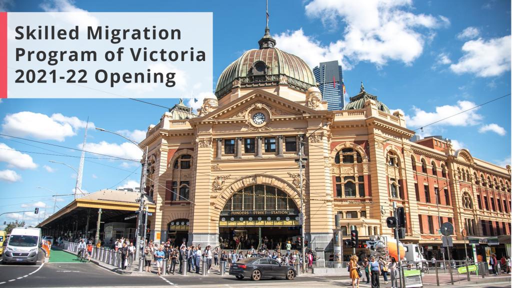 Migration Program of Victoria